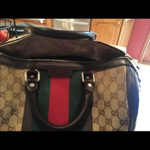 Gucci Bags - Authentic Gucci with long strap included.